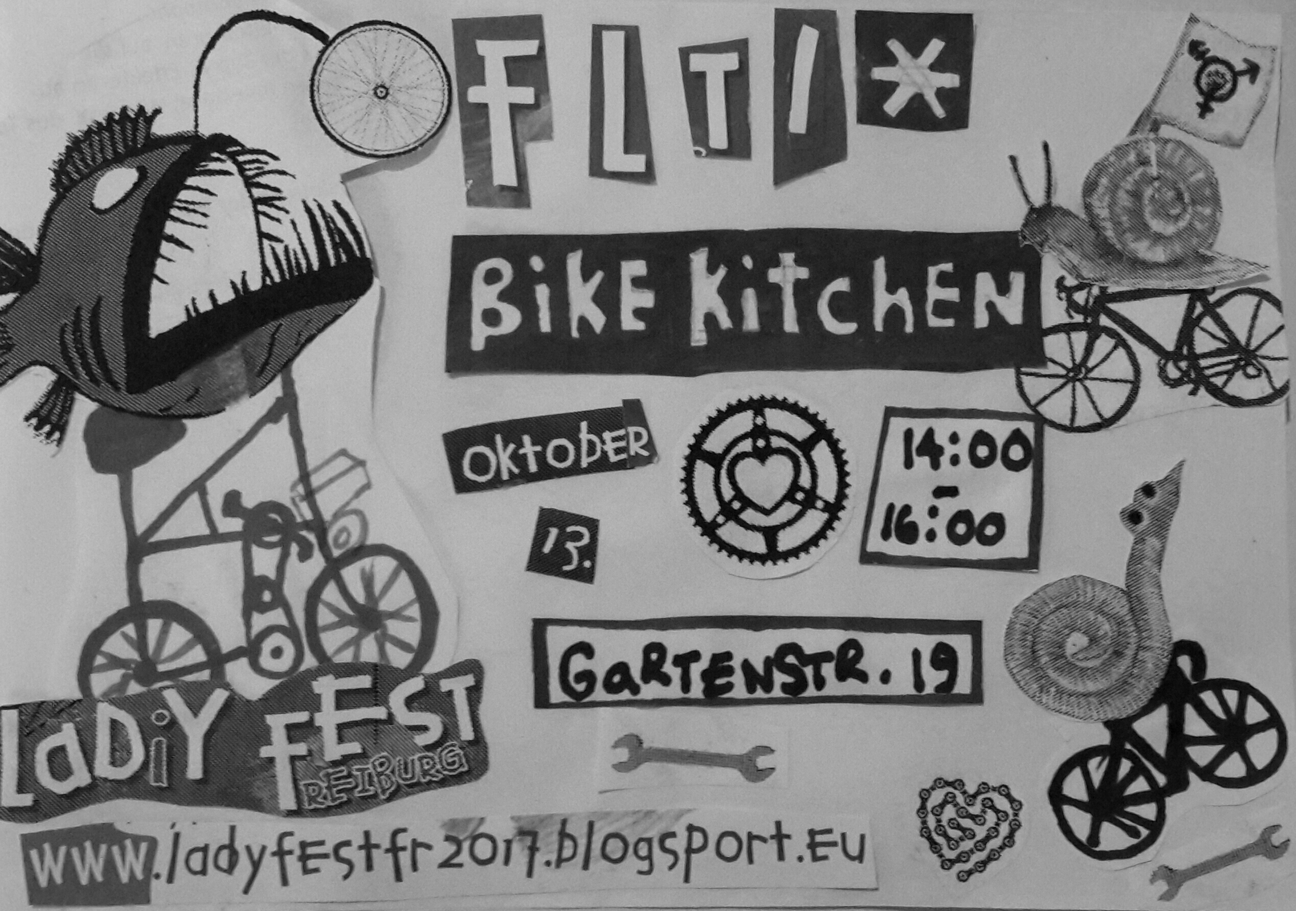 FLTIQ* Bike Kitchen