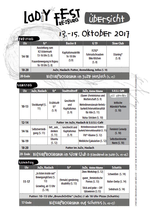 LADiY*FEST_FREIBURG_Programmübersicht
